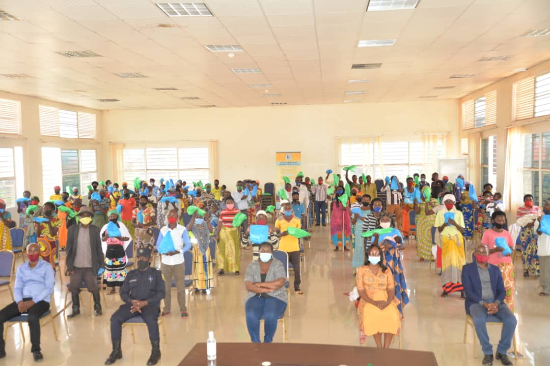 BUGESERA DISTRICT COVID-19 PREVENTION CAMPAIGN-24th-Sept-2020